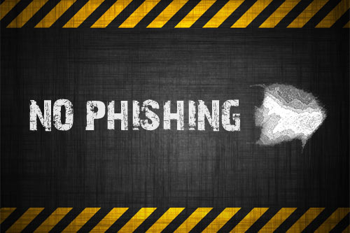 Phishing By Setting Up The Phishing Message