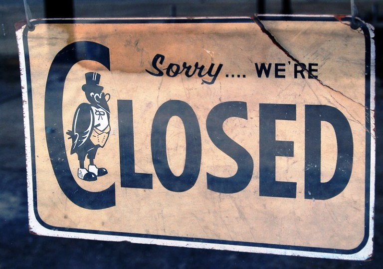 Quick Thought – What Does It Say That You Need To Shutdown Your Business for People to get a Break?