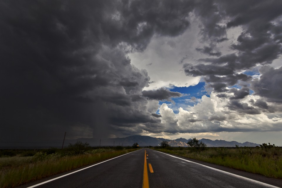 After the Storm - Arizona Monsoons