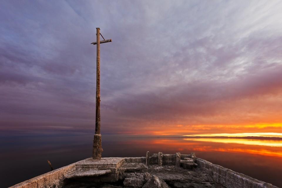 The Edge of the World - Salton Sea