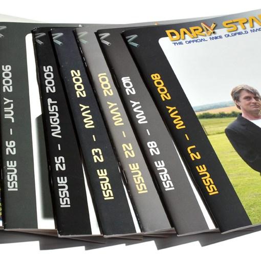 Dark Star Mike Oldfield Magazine
