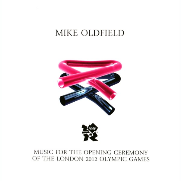 Mike Oldfield Olympics vinyl