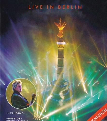 Mike Oldfield Art in Heaven VHS video