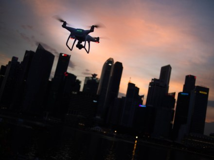 Using a Drone - Game Changer