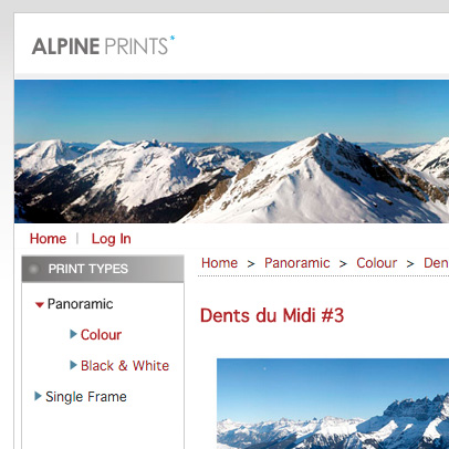 Alpine Prints*