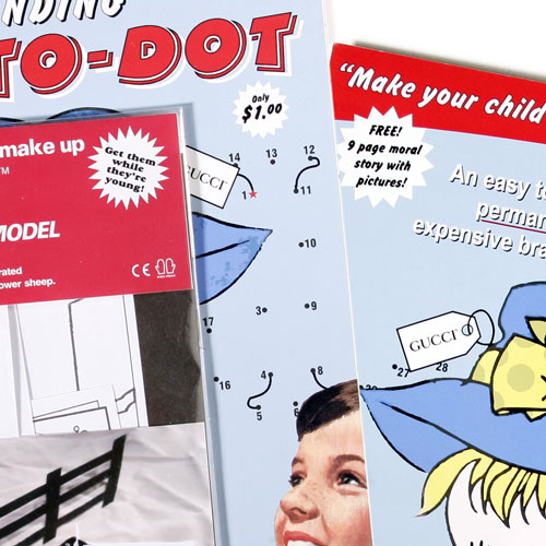 Children's Dot-2-dot Book