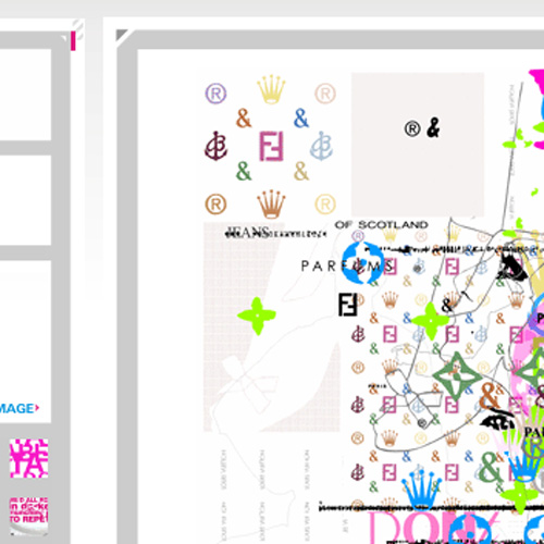 Design Exhibition Micro Site