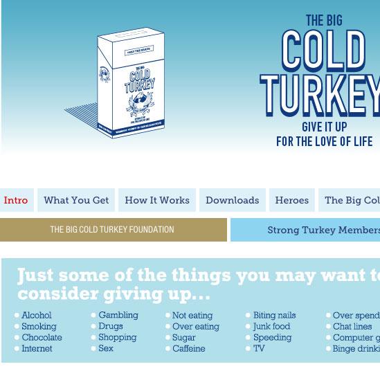 The Big Cold Turkey Ltd