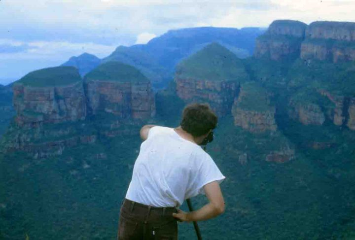 Northern Drakensburg, South Africa. The Great Escarpment of another country.