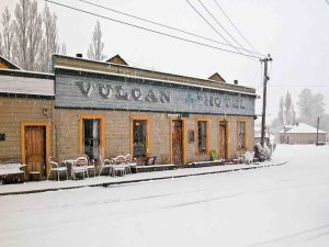 Vulcan Hotel, St Bathans, New Zealand