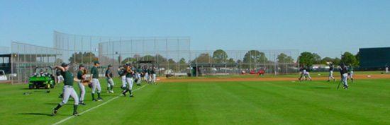 baseball offseason throwing program