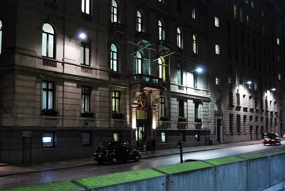 London Ideal Org - rush hour