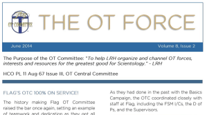 """Flag """"OT"""" News"""