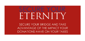 "It's Time to ""Secure Your Eternity"" — Again"
