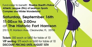 Trying to Influence Pinellas County Sheriff's Dept