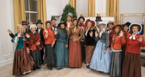 Clearwater PR – Xmas Carolers Surprise