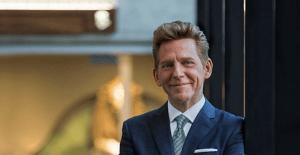 David Miscavige Leader of Men