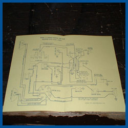 Model A Ford Parts  Wiring