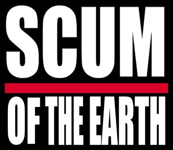 Scum of the Earth logo