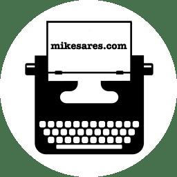 Mike Sares' blog