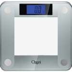 Ozeri Precision II Digital Bathroom Scale