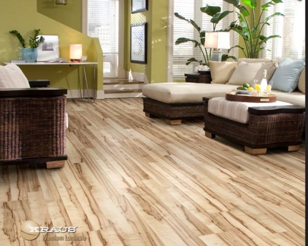 Sàn gỗ Maika là sàn gỗ công nghiệp cao cấp chịu nước tốt