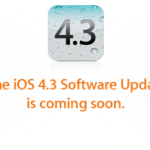 Apple iOS 4.3 Software Update
