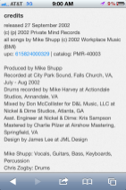 Mobile Site Screenshot 2
