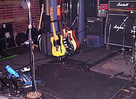 Iota Club and Cafe, 5/28/04