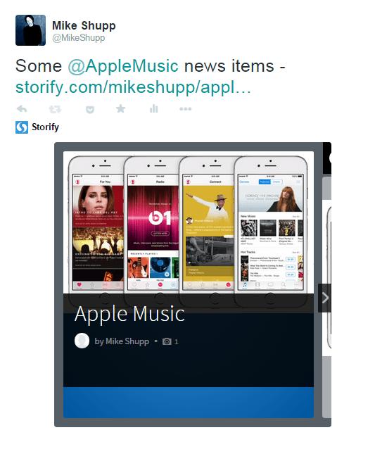 Apple Music News Round-Up