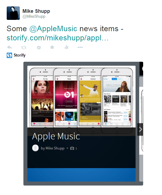 Apple Music News Round-Up