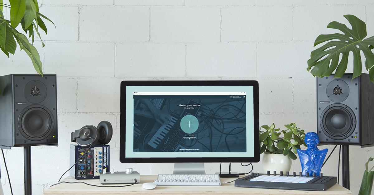 LANDR Desktop App Available For Windows