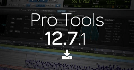 Avid Pro Tools® | Software 12.7.1 Now Available