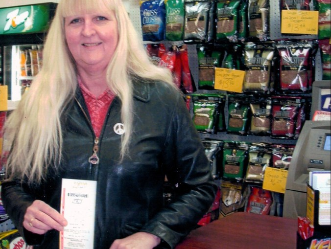 Joyce wins $1,710 playing Ohio Lottery KENO at Mike's Party