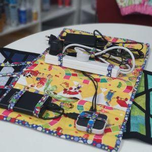 tech roll sewing class