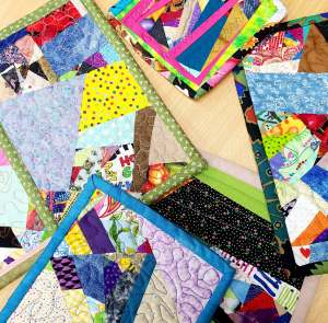 Learn Crumb Quilting
