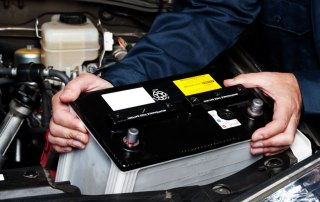 Automotive Batteries from Mike Stokes