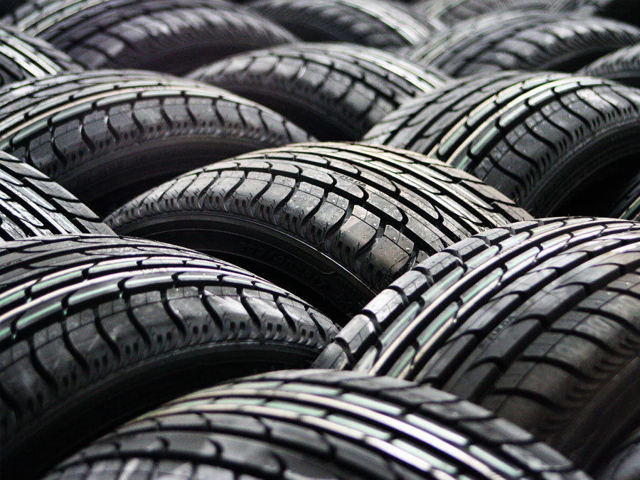 Second Hand Tyres from Mike Stokes