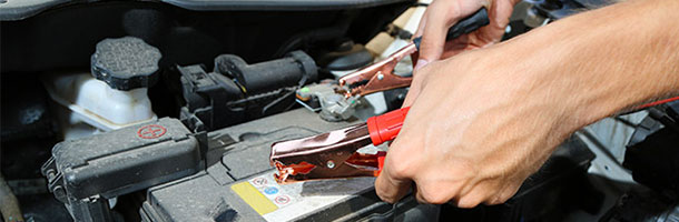 Battery Electrical Testing & Reporting Mike Stokes Tyres Bournemouth Poole and Christchurch Dorset