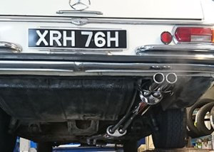 Stainless Steel Exhausts Mike Stokes Tyres Bournemouth and poole Dorset