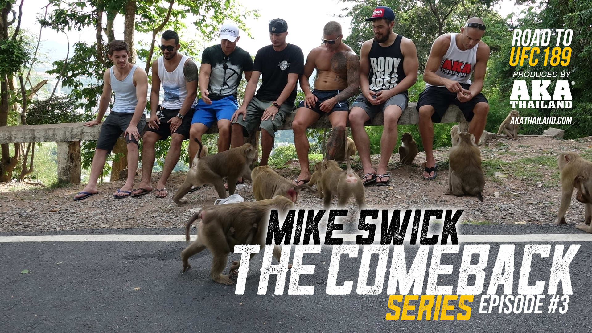 Mike Swick: The Comeback - Ep #3: Back To The Roots