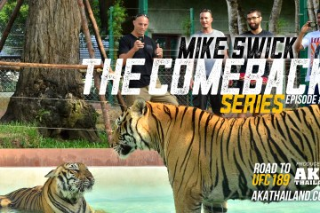 Mike Swick: The Comeback - Ep #4: All Uphill From Here