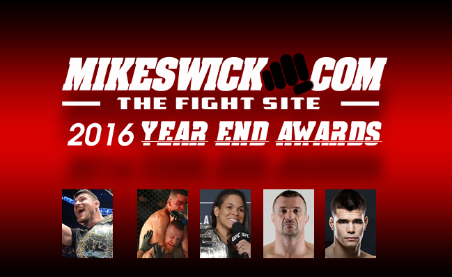 MikeSwick.com's Best of the Year: 2016