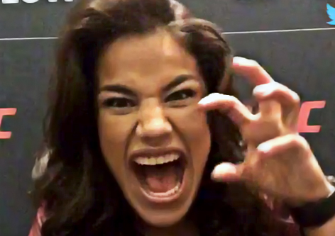 #ASKVIXEN Julianna Pena answers fan Twitter questions during fight week.