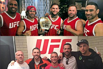 The new season of TUF is underway. Garbrandt and Dillashaw coaches are in place.