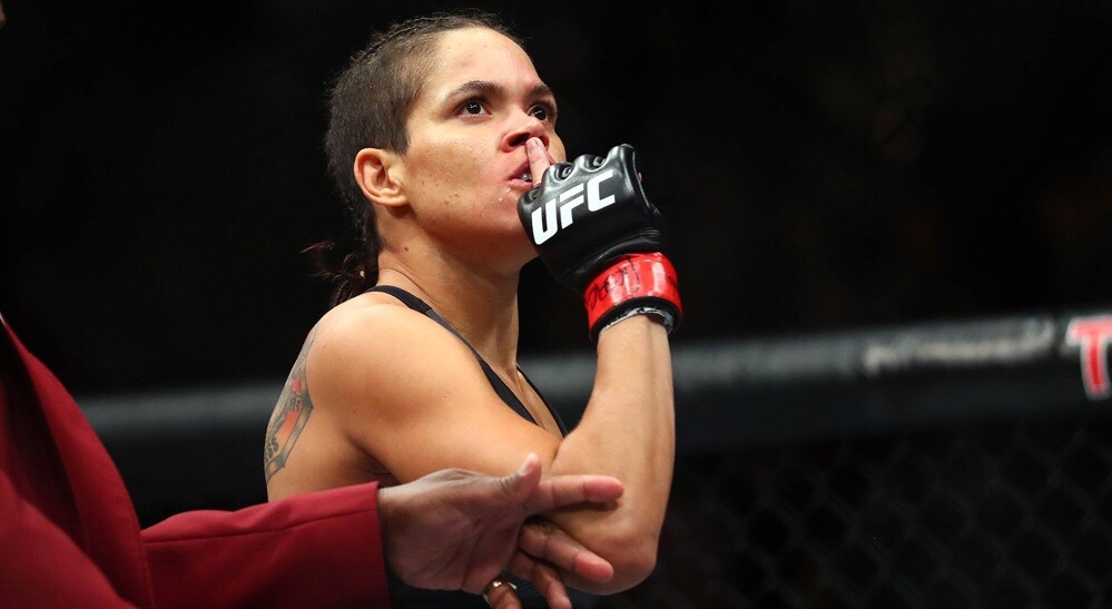 Amanda Nunes offers an apology to Ronda Rousey