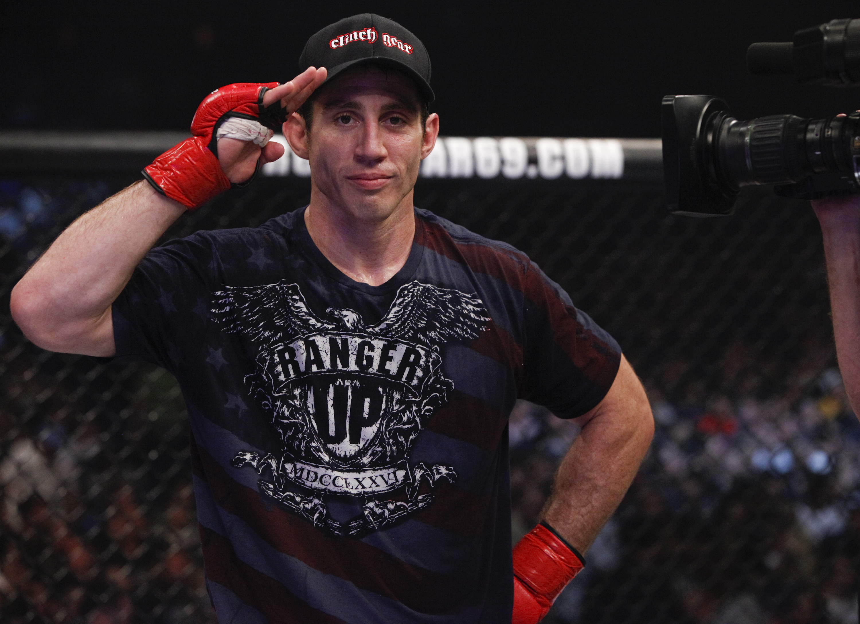 Tim Kennedy announces retirement from mixed martial arts