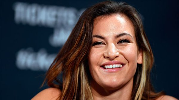 Miesha Tate doing well after nose surgery