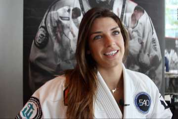 Jiu-Jitsu standout Mackenzie Dern sets her sights on the UFC