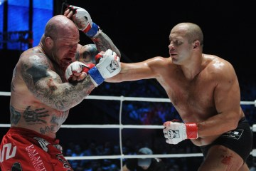 With Fedor's Bellator debut looming, we take a look at some of his best moments